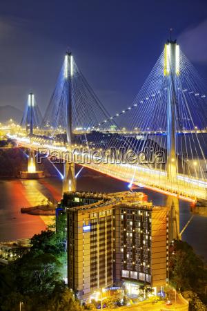 viaggio viaggiare citta moderno asia ponte