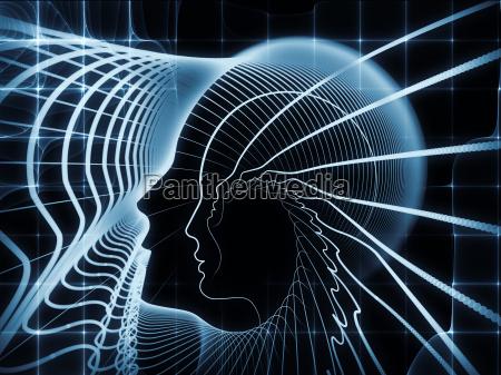 la continuazione della geometria dellanima