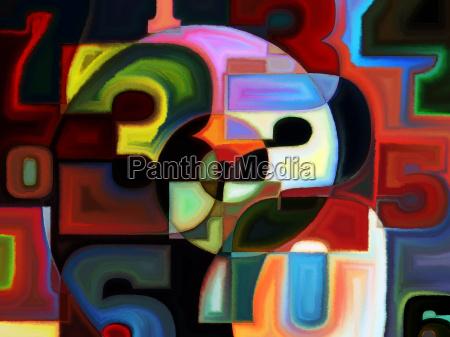 calcolo accordo arte composizione colore progettazione
