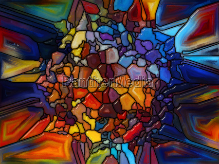 sinergie di stained glass