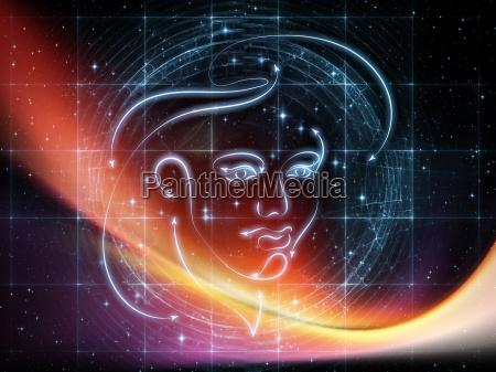 acordo existir vida arte grafico ciencia