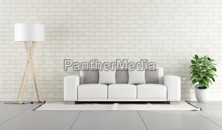lounge minimalista