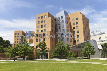 moderno stile di costruzione architettura universita