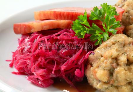 cibo primo piano piatto verdura pasto