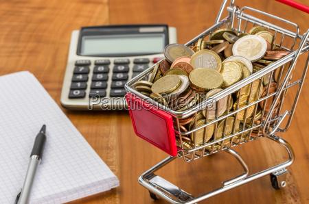 controlli pagare cibo consumo domestico progettazione