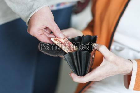 albergo perquisire borsellino portafoglio borsa del