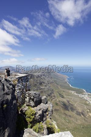 sudafrica paesaggio natura acqua salata mare