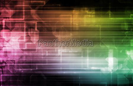 discoteca techno party background