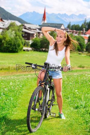 turismo alpi estate austria allaperto prealpino