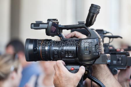 telecamera video