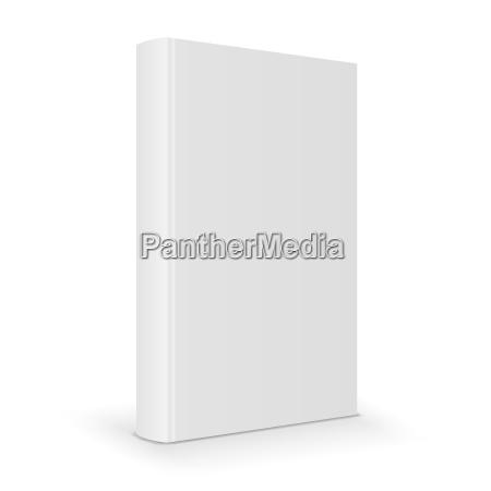 libro in bianco