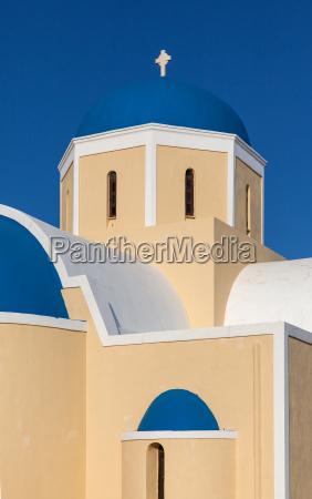 blu chiesa grecia tipico