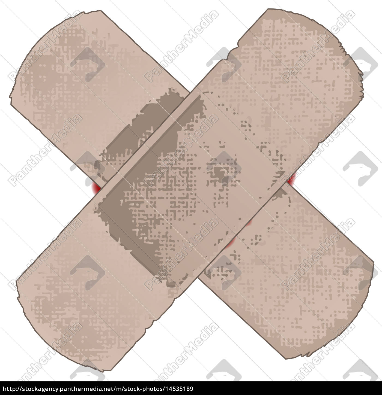 sticking, plasters - 14535189