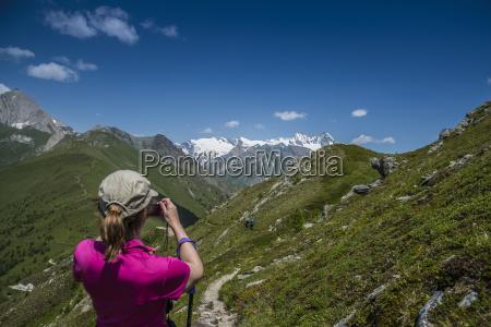 montagne alpi austria europa unione europea