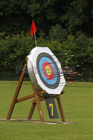 sport dello sport colorato obiettivo scopo