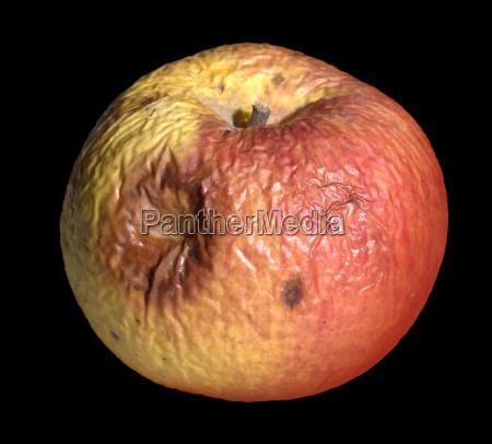 cibo frutta mele mela degrado declino