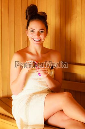 donna salute tempo libero relax giocoso