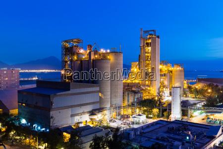 cement plant e complesso energetico di
