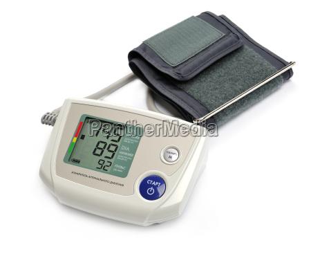 tonometro misuratore di pressione digitale