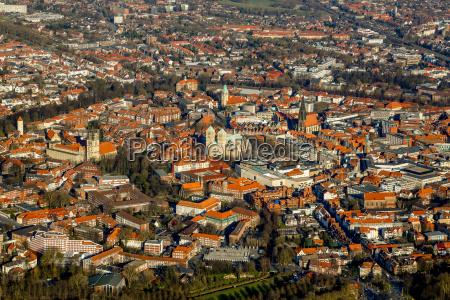 veduta aerea cattedrale