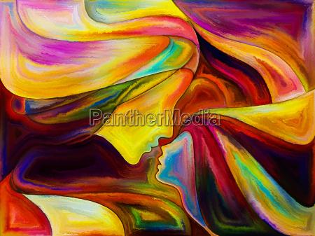 advance of sacred hues