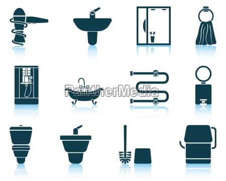doccia wc toilet water cesso gabinetto