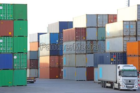 logistica affare affari lavoro professione contenitore