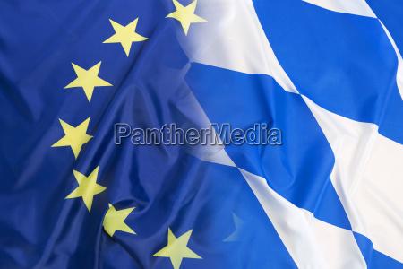 europa baviera bandiera striscione bandiere unione