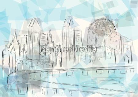 torre viaggio viaggiare citta moderno turismo
