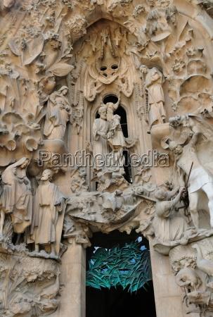 chiesa spagna stile di costruzione architettura