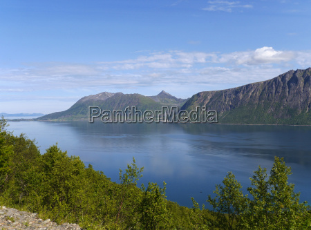 norvegia fiordo scandinavia norvegia del nord