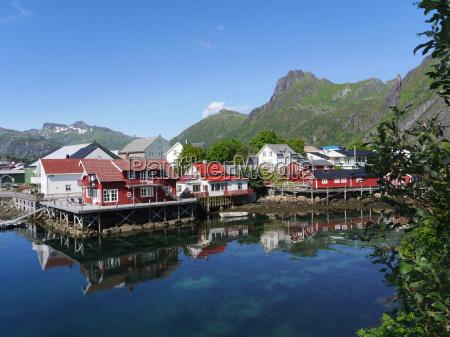 norvegia scandinavia