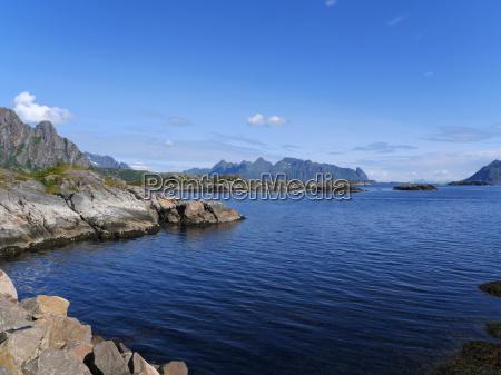 norvegia scandinavia norvegia del nord