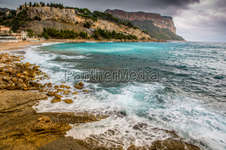 riva del mare spiaggia francia costa