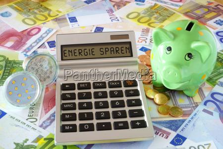 potenza elettricita energia elettrica risparmiare salva