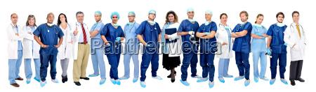 dottore medico ospedale clinica medicina gruppo
