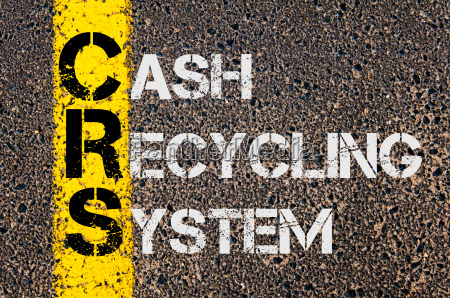 business acronym crs as cash recycling