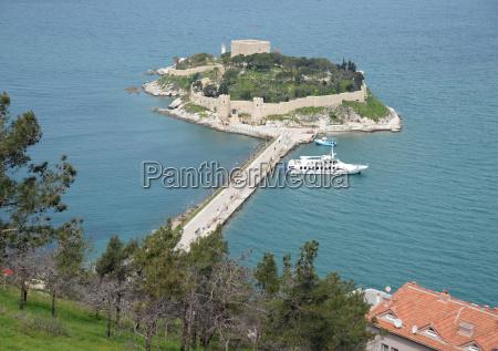 acqua mediterraneo acqua salata mare fortezza