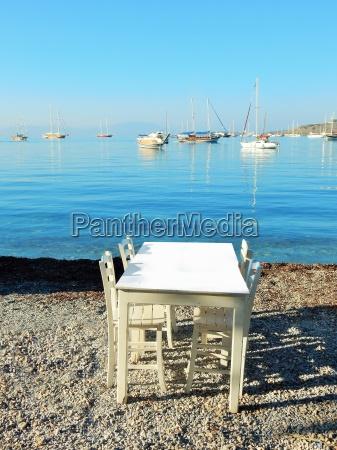 ristorante riva del mare spiaggia acqua
