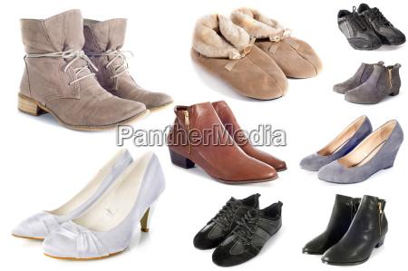 stivale oggetto scarpe pelle scarpe col