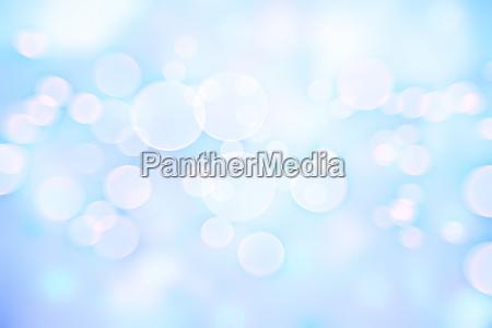blu sfocatura dello sfondo
