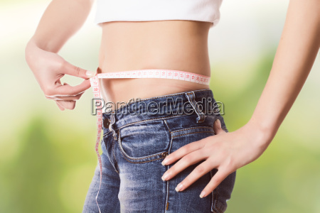 misurazione perfect slim healthy fitness waist