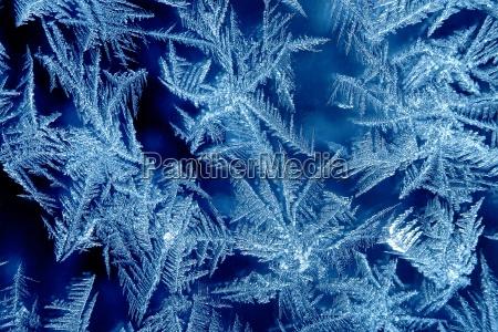inverno finestra freddo gelo congelamento frostwork