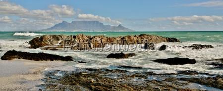 onde rocce roccia atlantico acqua salata