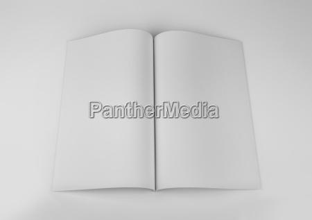 presentazione opuscolo brochure oggetto rilasciato progettazione