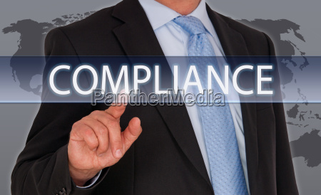 compliance manager con touchscreen