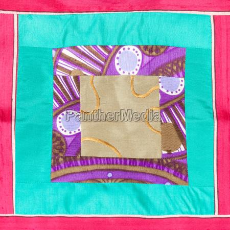 dettaglio verde ornamento piazza decorazione tessile