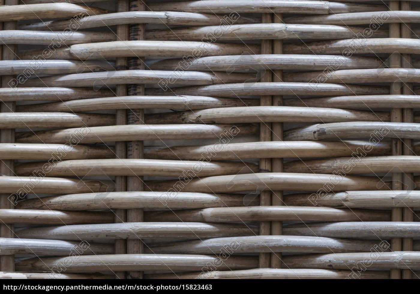 sfondo, fatto, di, stoviglie, per, cesto - 15823463
