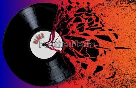 record, di, blues, infranto - 15895273