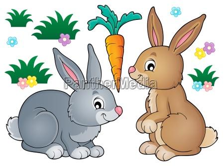 immagine dellargomento coniglio 1